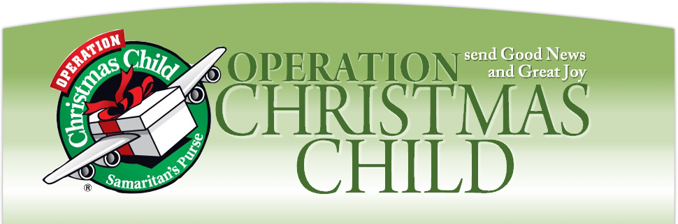 operation christmas child banner